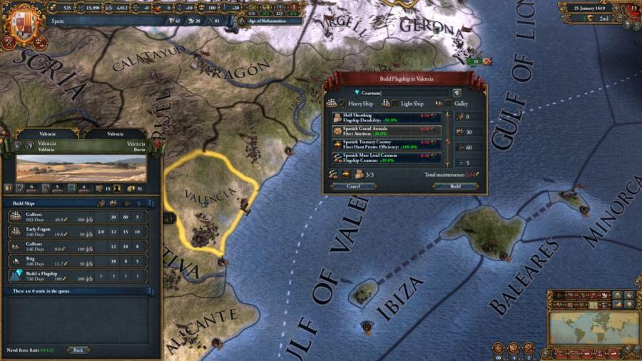 Europa Universalis IV - Golden Century (DLC)