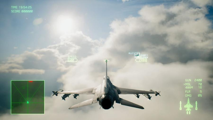 Ace Combat 7 Skies Unknown - Xbox One Download Code Screenshot 1