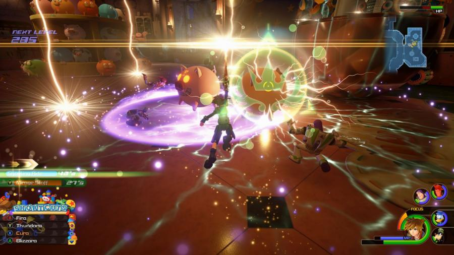 Kingdom Hearts III - Xbox One Download Code Screenshot 4