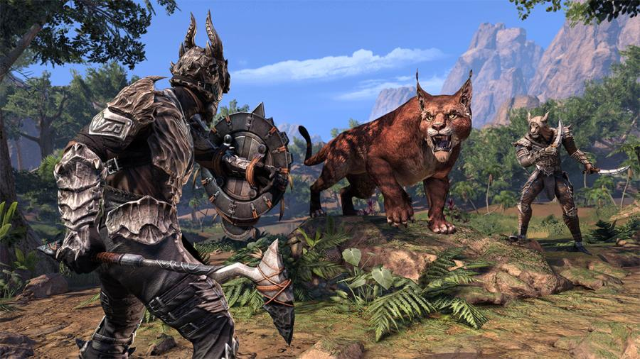 The Elder Scrolls Online - Elsweyr (Collectors Edition) Screenshot 6