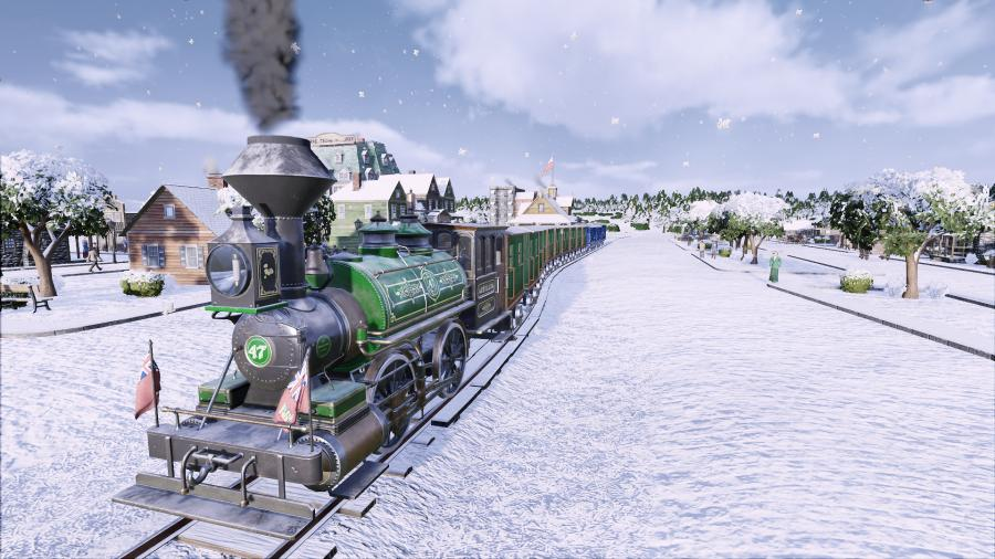 Railway Empire - The Great Lakes (DLC) Screenshot 2