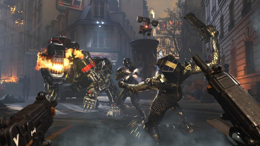 Wolfenstein Youngblood - Deluxe Edition Screenshot 3