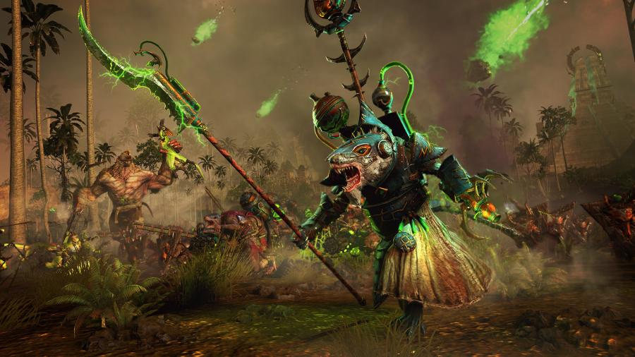 Total War Warhammer 2 - The Prophet & The Warlock (DLC) Screenshot 2