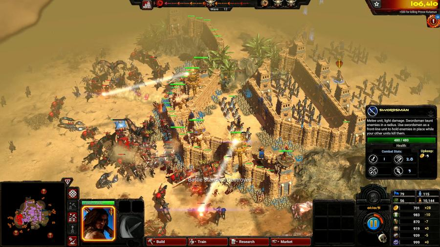 Conan Unconquered Screenshot 2