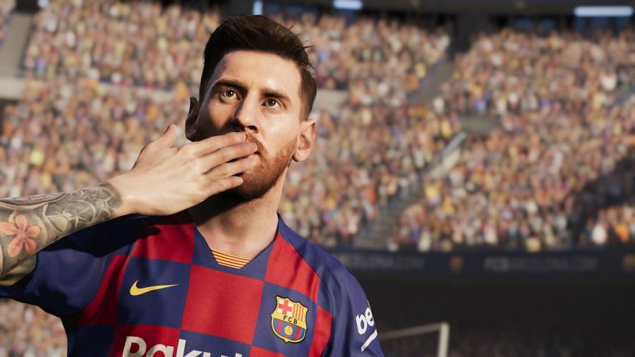 eFootball PES 2020 - Legend Edition Screenshot 8