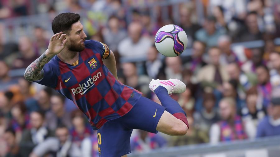 eFootball PES 2020 - Legend Edition Screenshot 6