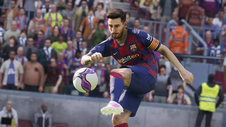 eFootball PES 2020 - Legend Edition Screenshot 4