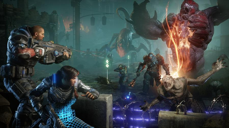 Gears 5 - Xbox One Download Code Screenshot 2