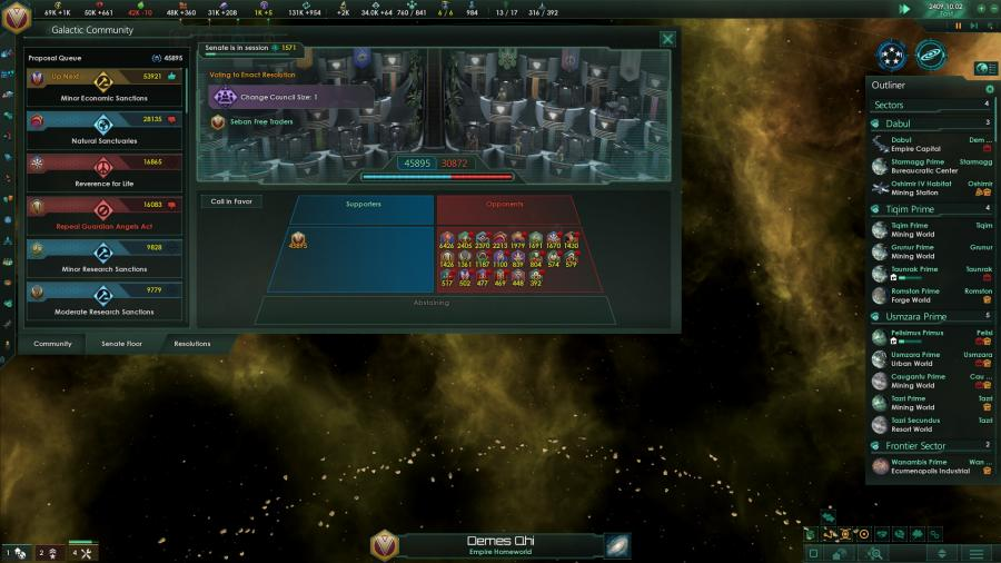 Stellaris - Federations (DLC) Screenshot 2
