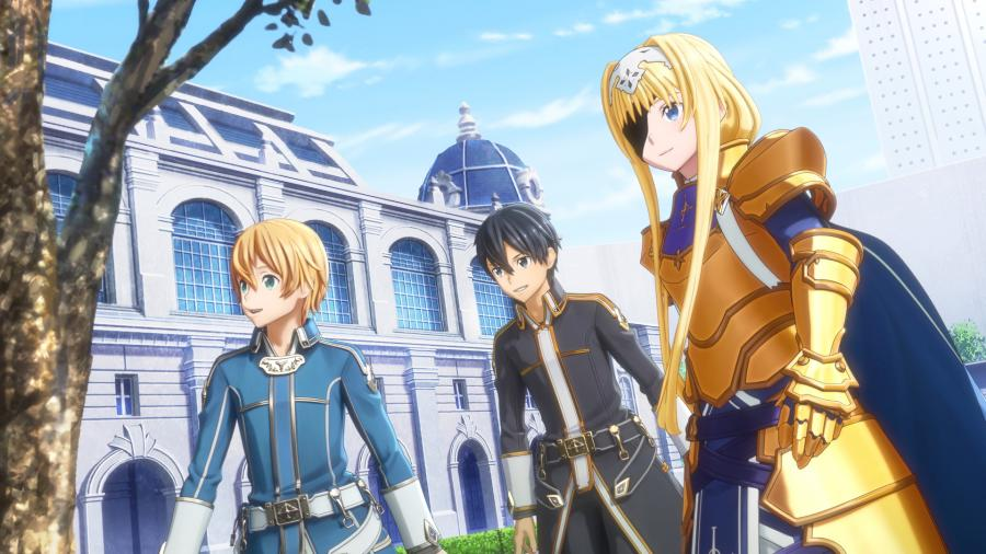 Sword Art Online - Alicization Lycoris (Month 1 Edition) Screenshot 2