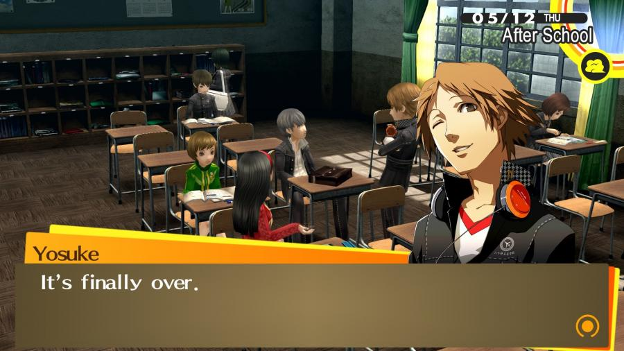 Persona 4 Golden Screenshot 3