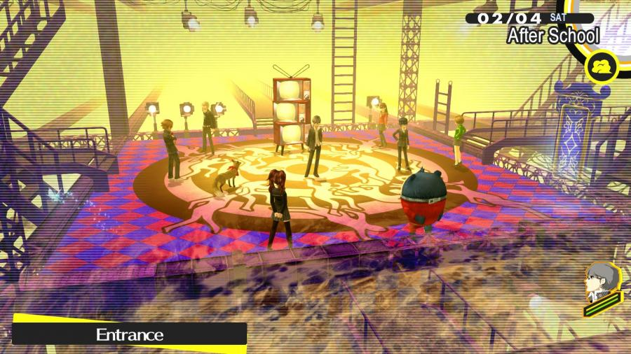Persona 4 Golden Screenshot 5