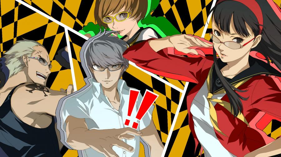 Persona 4 Golden Screenshot 8