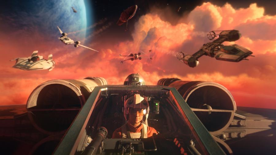 Star Wars Squadrons Screenshot 6