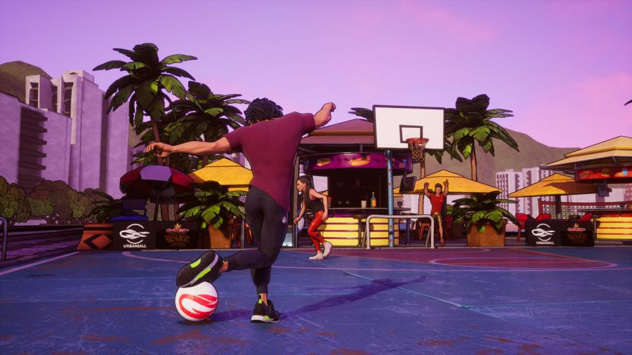 Street Power Football Screenshot 4