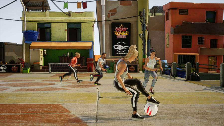 Street Power Football Screenshot 3
