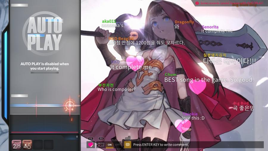DJMAX RESPECT V - Deluxe Edition Screenshot 8