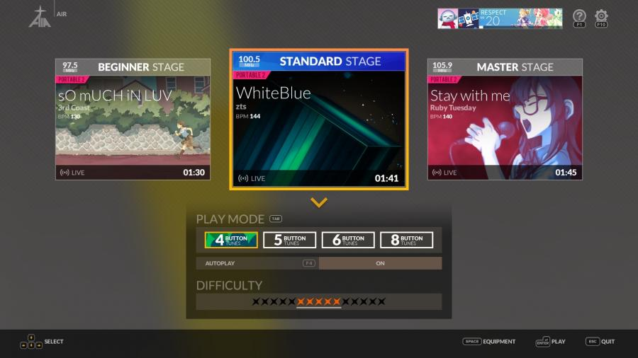 DJMAX RESPECT V - Deluxe Edition Screenshot 7