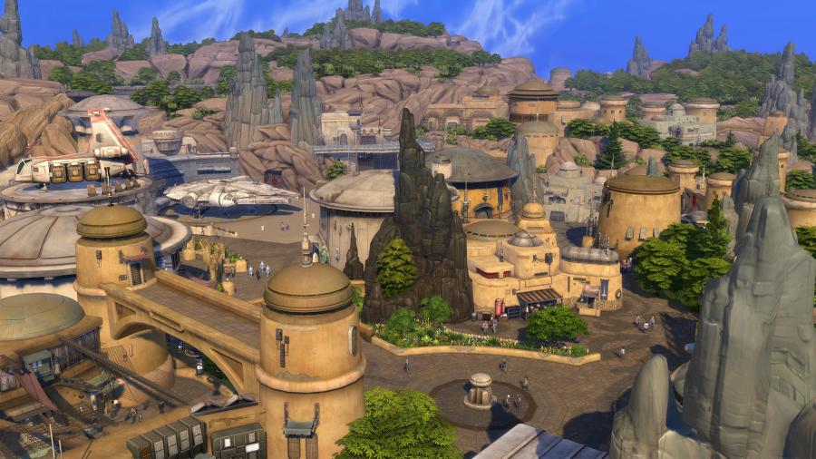 The Sims 4 + Journey to Batuu Bundle Screenshot 2