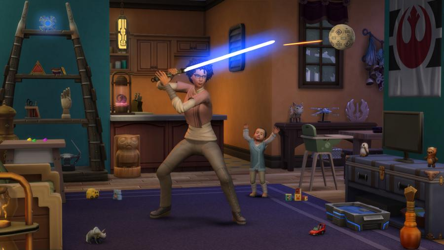 The Sims 4 + Journey to Batuu Bundle Screenshot 6