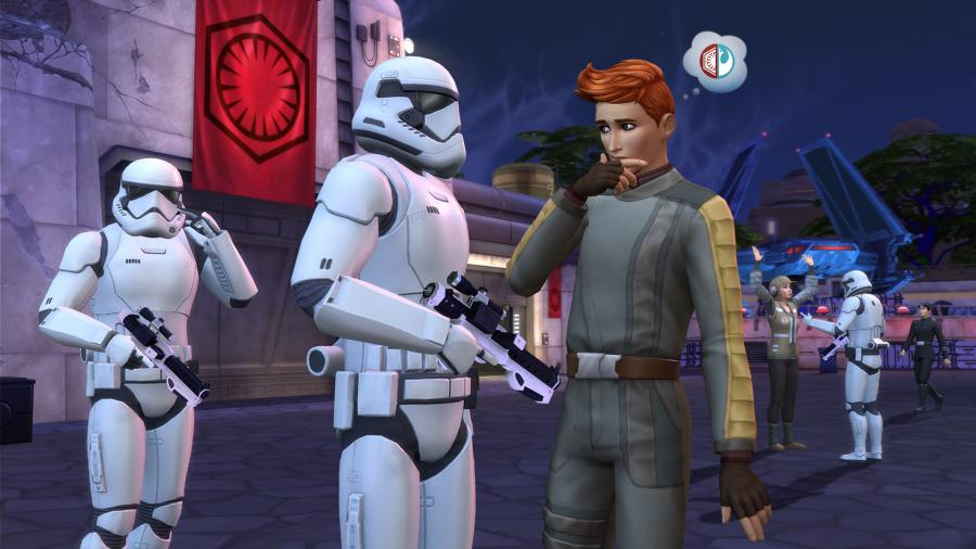 The Sims 4 + Journey to Batuu Bundle Screenshot 4